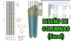 Plantilla en Excel para DISEÑO ESTRUCTURAL DE UNA COLUMNA