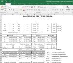 Excel para determinar capacidad portante de suelos