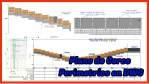 Plano de Cerco Perimétrico en DWG (AutoCAD)