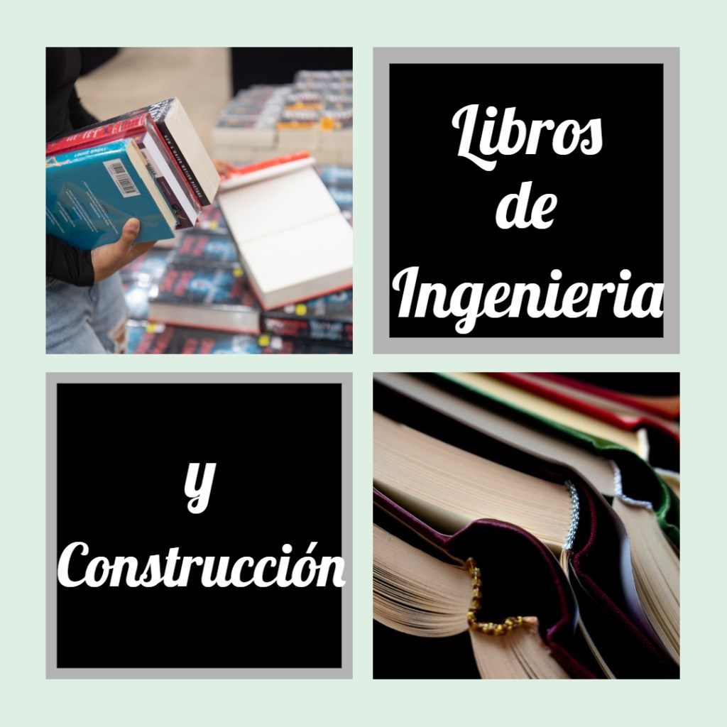 libros de ingenieria y construccion