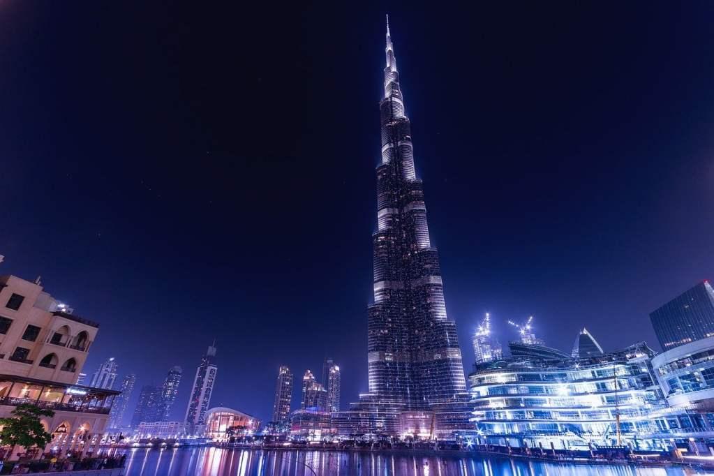 Burj Khalifa obra que han impactado a todo el mundo