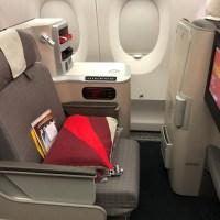 Volando en Iberia Business de su Nuevo Airbus A350 entre Ezeiza y Madrid