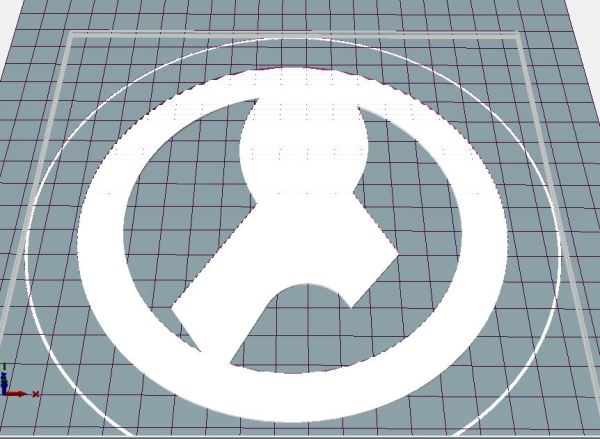 25N Logo 3D - Ingenio Triana