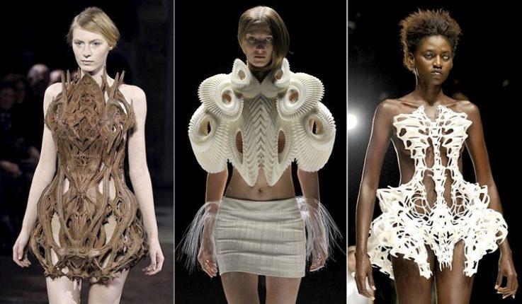 ¿Sabías que ya se puede aplicar la tecnología 3D al mundo de la moda?