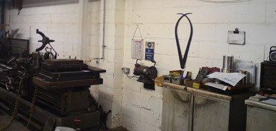 industrial workshop