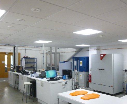 Modern Laboratory Air Conditioning
