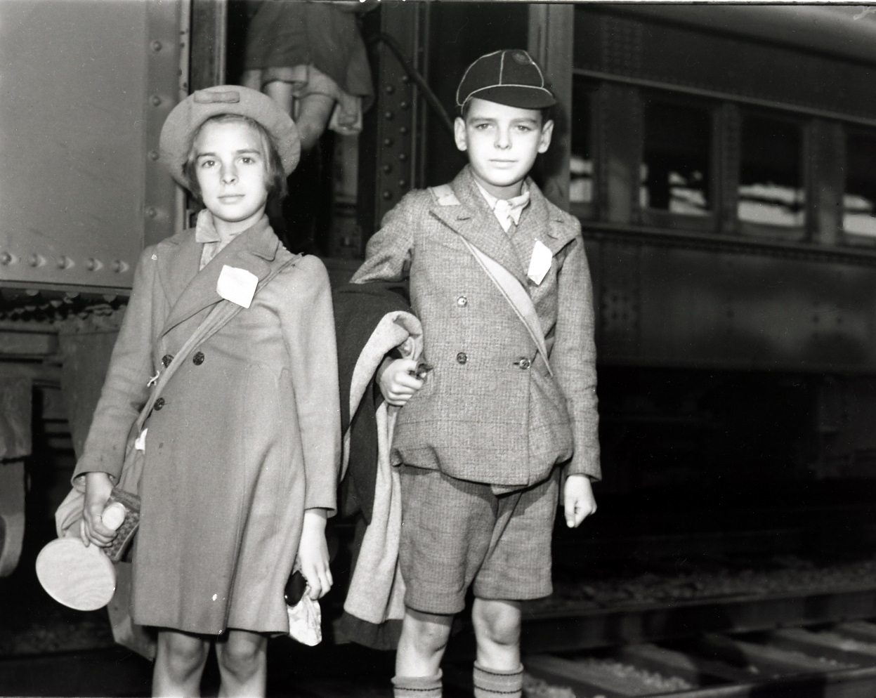Digital Archives Canada S Guest Children During The
