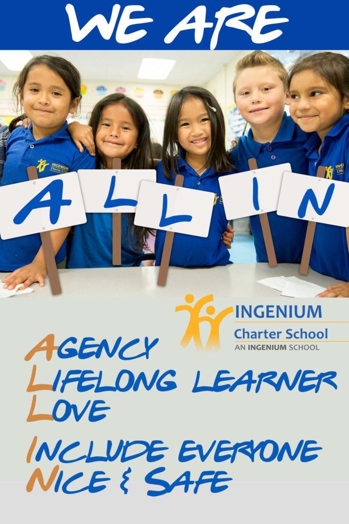 Ingenium All-In Poster