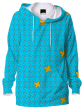 BlueYellowCrosses (BYC) hoodie