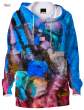 Star Wars - Boba Fett Bright Blue Hoodie.