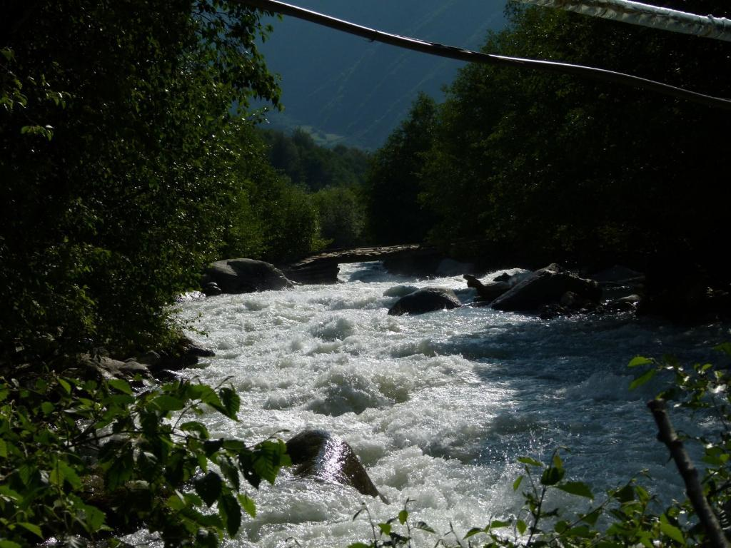 Future project. As Schwarzah main rapid, just 5km long.