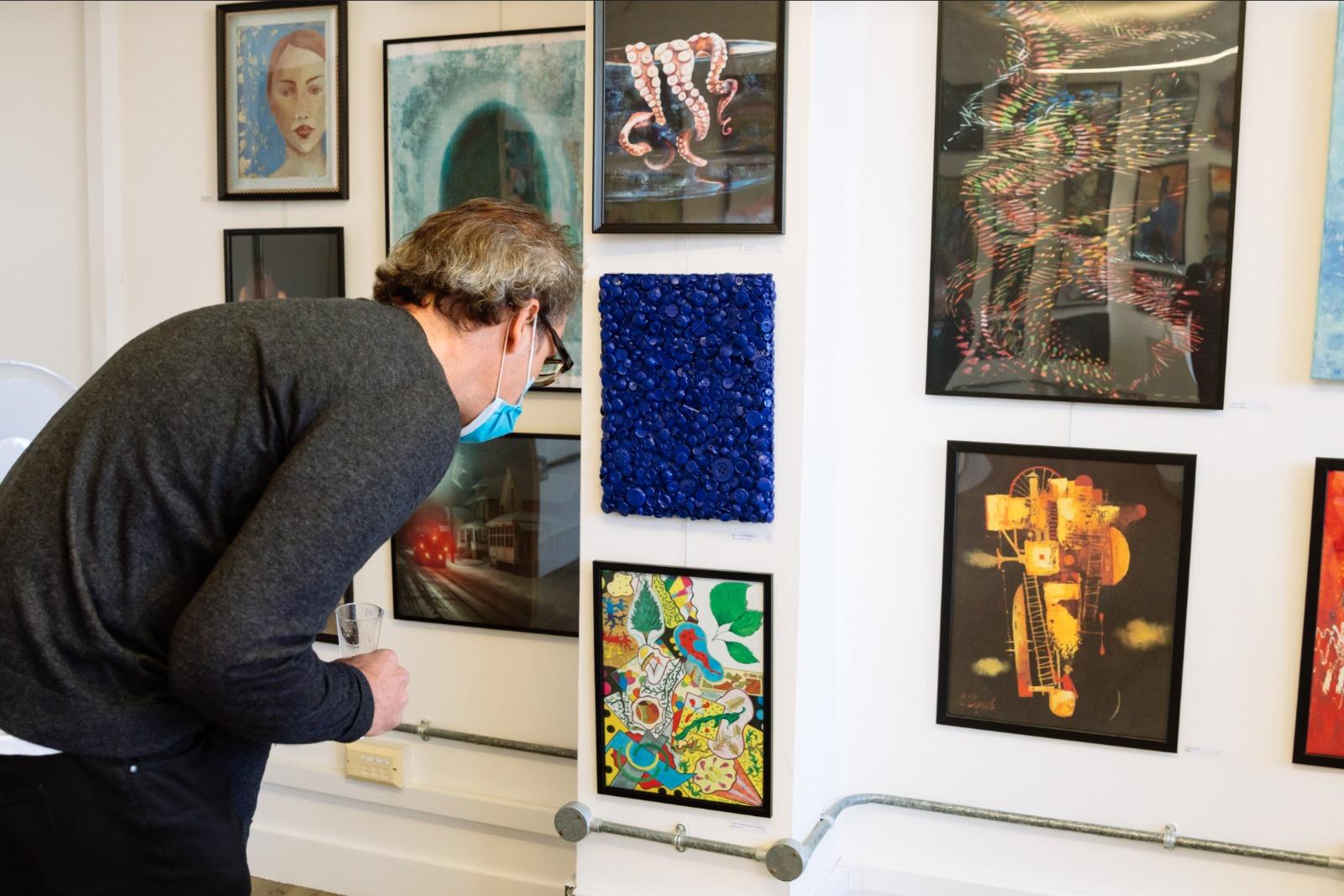 Expositie Londen Boomer Gallery