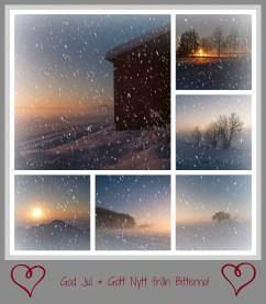 God Jul Collage