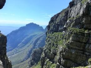Table Mountain Platteklip Gorge hike