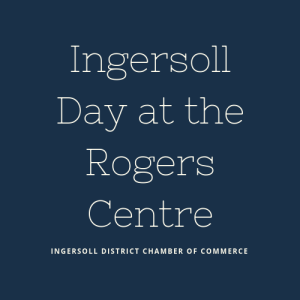 Ingersoll Blue Jays Day 2019! @ Rogers Centre | Toronto | Ontario | Canada