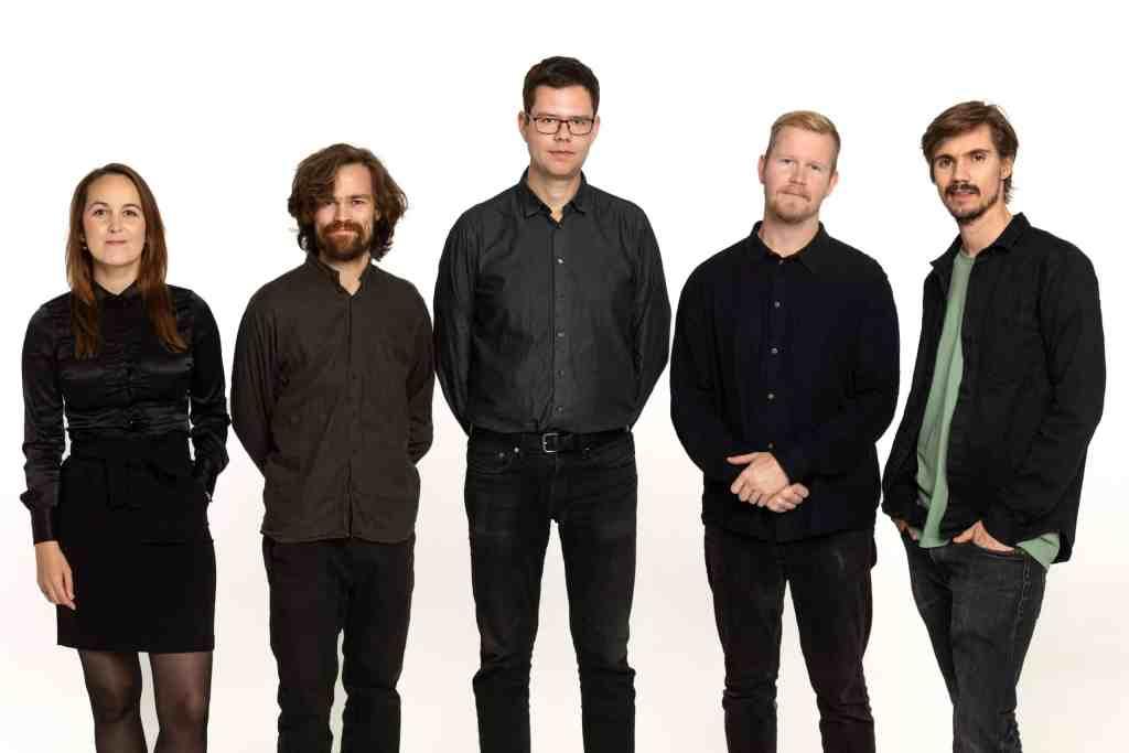 IB Quintet (1), photo by Sigurjón Ragnar