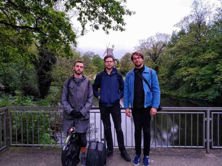 Ingi Bjarni Trio (1), photo by Rögnvaldur Borgþórsson