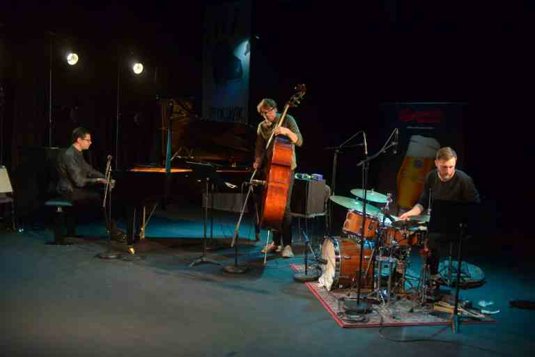 Ingi Bjarni Trio (3), photo by Hans Vera