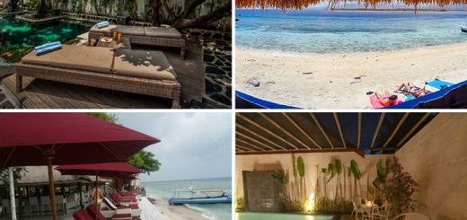 Gili Air accommodation guide: the best hotels, resorts & bungalows
