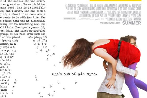 Ruby Sparks poster film afiş sinema
