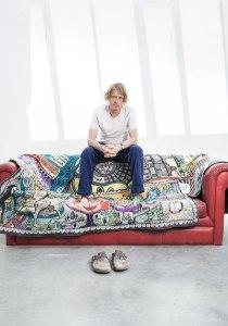 Grayson Perry sanatçı artist İngiliz crossdressing erkek kadın cinsiyet