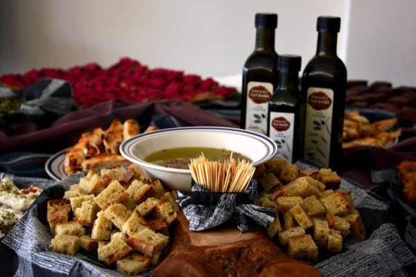 Yavaş Dükkan sağlıklı yemek yiyecek organik gurme zeytinyağı sızma ekmek doğal