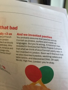 London Londra Time Out Londralı Londoner keşif icat