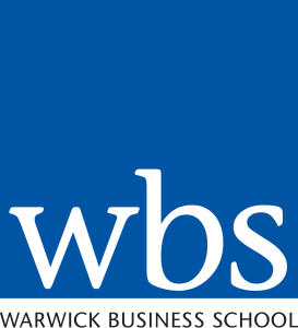 Warwick Business School logo üniversite İngiltere