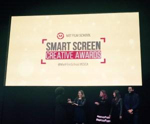 Monica Smart Screen Creative Awards