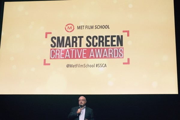 Tony Orsten Smart Screen Creative Awards