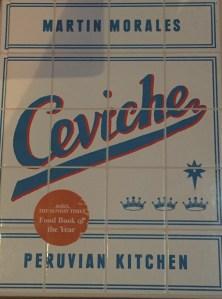 Ceviche cookbook
