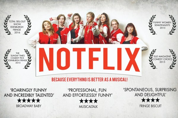 Notflix poster image