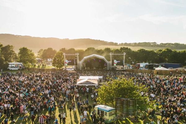 Festival ortamı