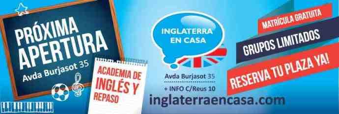Academia de inglés y repaso en Valencia