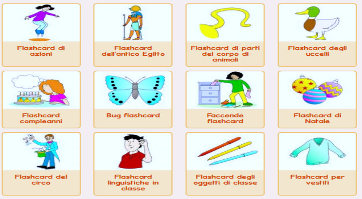 british council flashcards
