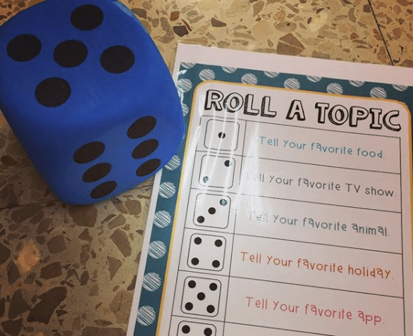 Let´s play: ROLL THE DICE