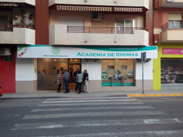 Inglés Puerto de Sagunto