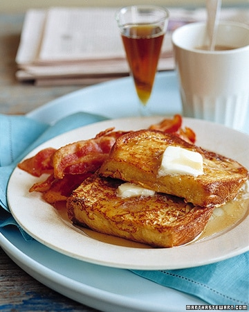 french toast martha