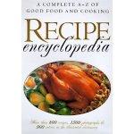 Livro Recipe Encyclopedia: literalmente, uma enciclopédia