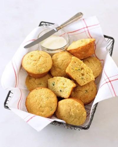 corn muffins martha