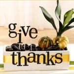 Thanksgiving Day – Dia de Ação de Graças