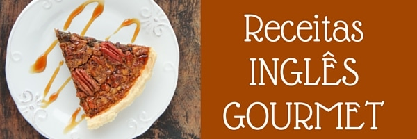 Receitas Inglês Gourmet