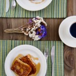 Receita de French Toast {Brown Sugar French Toast}