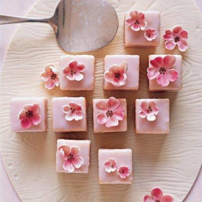 bite-size desserts martha