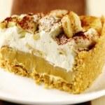 Como é uma Banoffee Pie?
