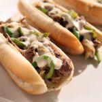 Receita de Philly Cheesesteak {Receitas Traduzidas}