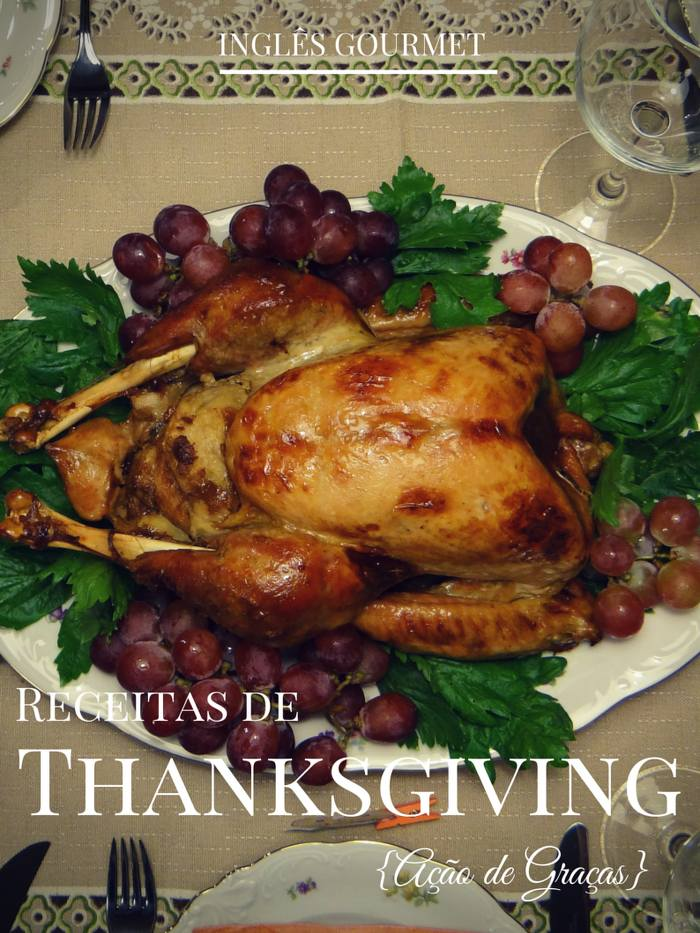 Receitas de Thanksgiving
