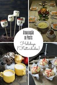 {Atualização de Posts} Holidays – Festividades
