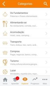 Dica de aplicativo para aprender inglês: MosaLingua