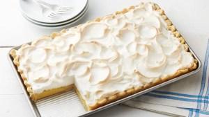 Como é uma Slab Pie